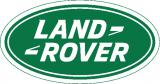 Green and White LR Logo Oval