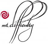 Mt Difficulty Logo PMS187 cropped